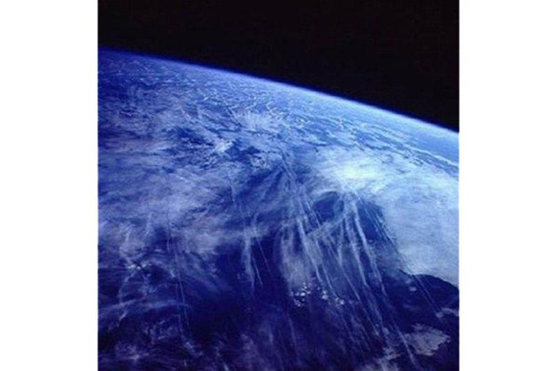 ruimte deken tegen aardstralen