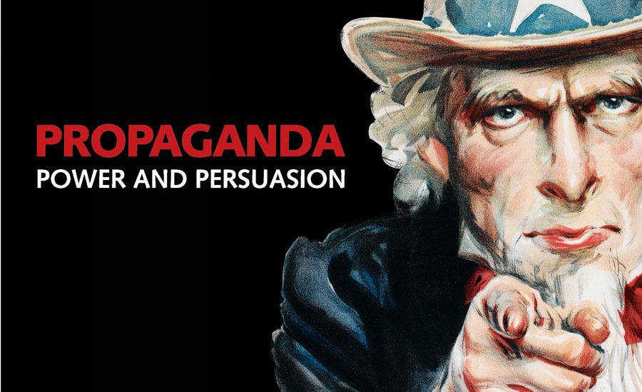 de rol van propaganda in tijden van oorlog (en er is altijd wel