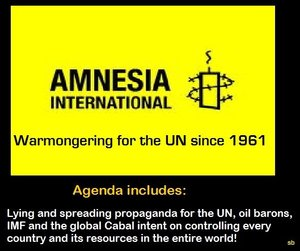 Amnesty/Amnesia International