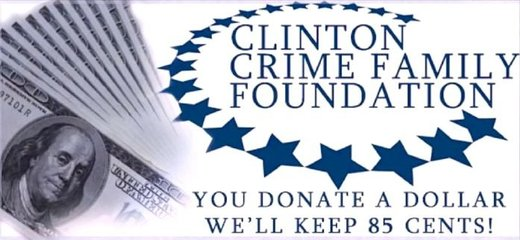 Clinton Crime Family Foundation