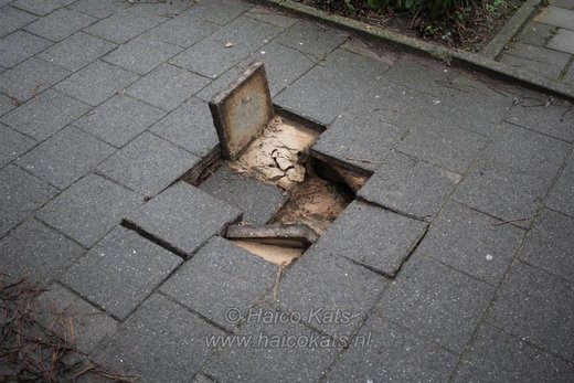 sinkhole purmerend
