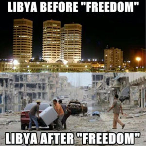 libya before after