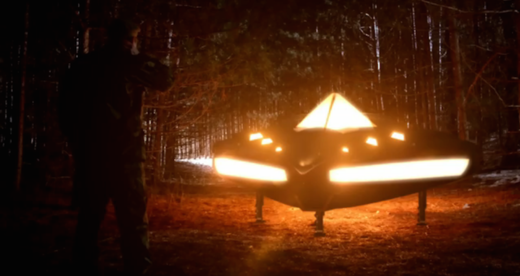 UFO Rendlesham Forest