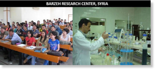 Barzeh research center