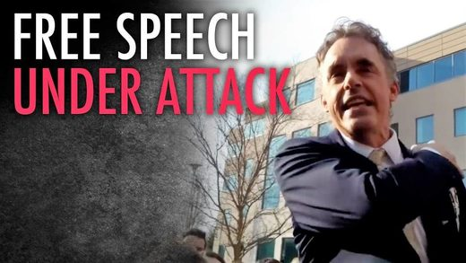 Free Speech Under Attack/Jordan Peterson