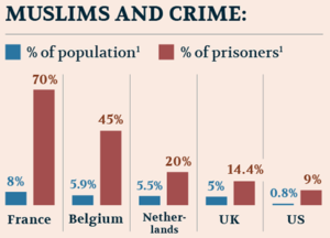 Muslims and crime