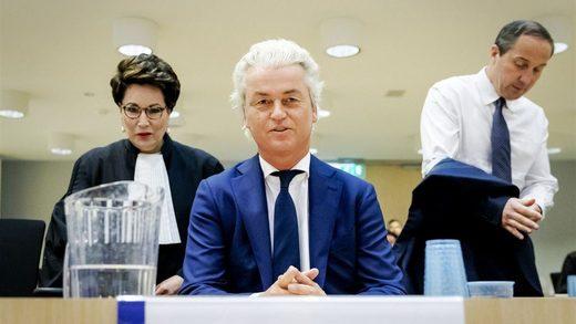 Moest Wilders vervolgd worden? - OM en min. Jus. hadden intensief contact over strafzaak - UPDATES