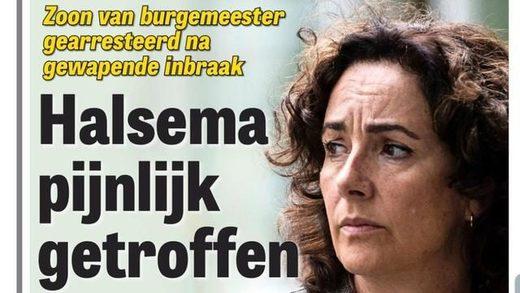 Afleidingsmanoevre? Burg. A'dam haalt uit naar De Telegraaf, omdat zoon betrokken was bij inbraak - UPDATES