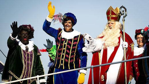 Zwarte Piet Sinterklaas