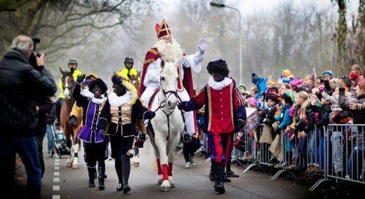 Sinterklaas mijter christelijk symbool