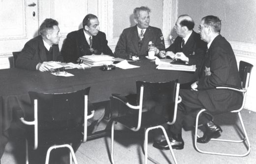 Joodsche Joodse Raad Asscher